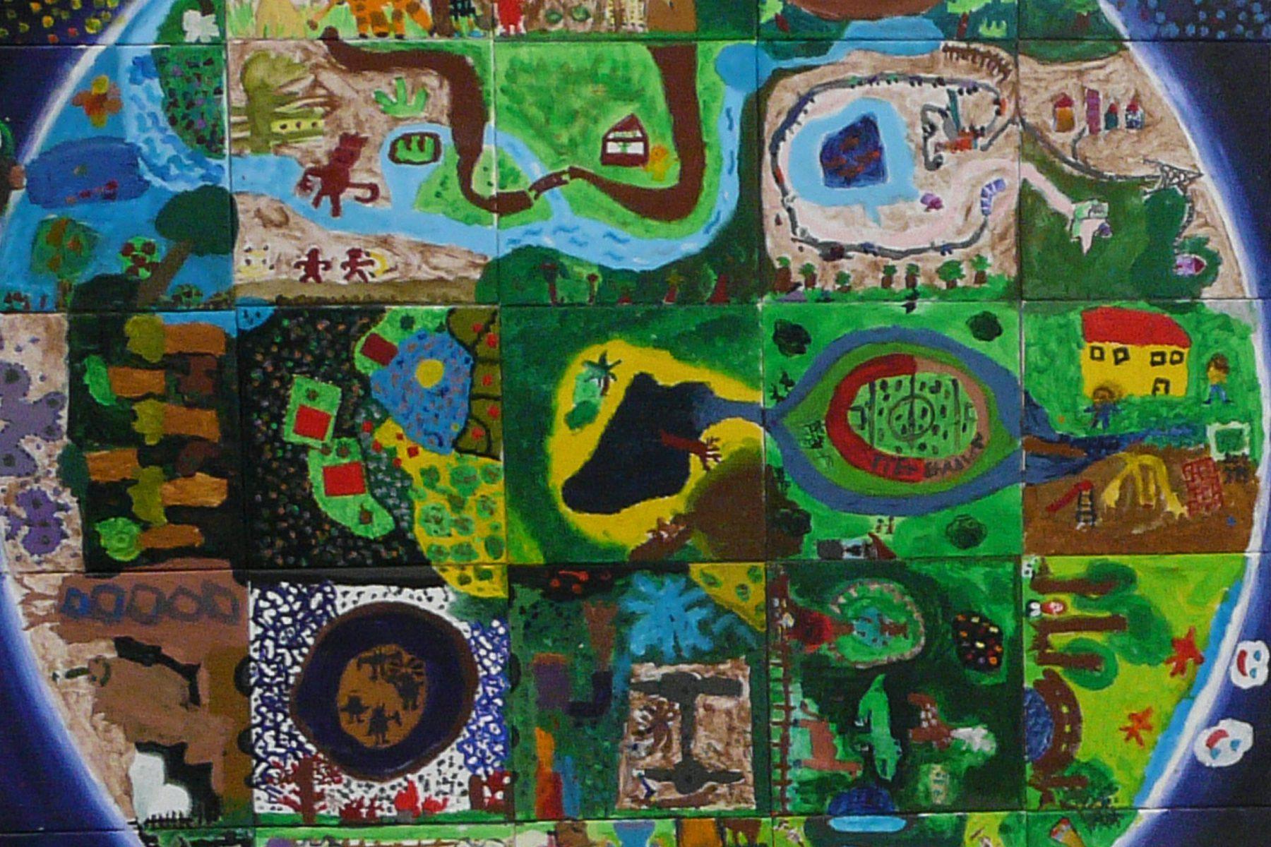 Meine Welt - unsere Erde - DasKreativDasKreativ